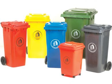 Recycling Bins - UK Mainland Delivery Included