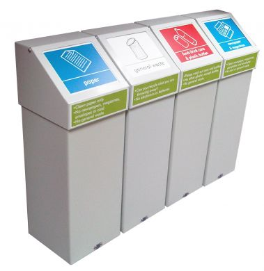 Recycling Bins & Waste Handling