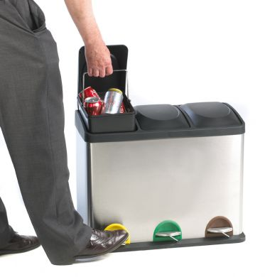 Recycling Pedal Bins