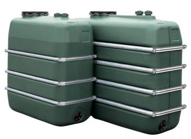 Polyethylene Storage Tanks