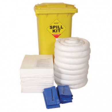 Large Area Spill Kit - Oil & Fuel