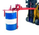 Forklift Drum Positioner