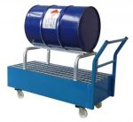 Drum Storage Sump Trolley